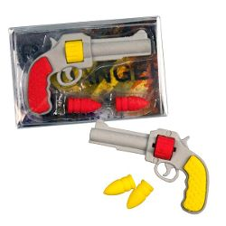 RADIERER Pistole 3er Set, 2-fach sortiert