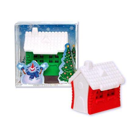 RADIERER Santa's home, 2-fach sortiert