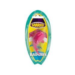 RADIERER Sharky, 2-fach sortiert