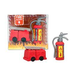 RADIERER Fire Alarm 2er Set