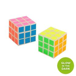 Glow in the Dark Zauberwürfel Mini