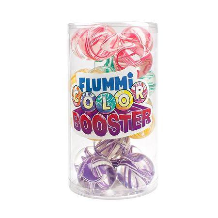 FLUMMI Color Booster 43mm, 4-fach sortiert