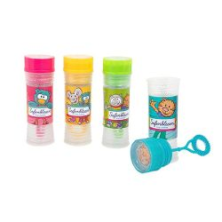 Soap bubbles game, 50ml, 4 assorted