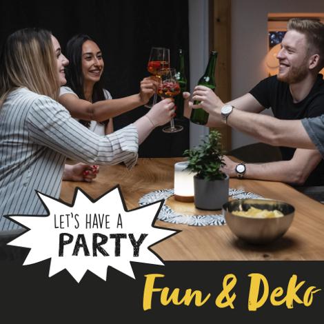 PARTY FUN & DEKO