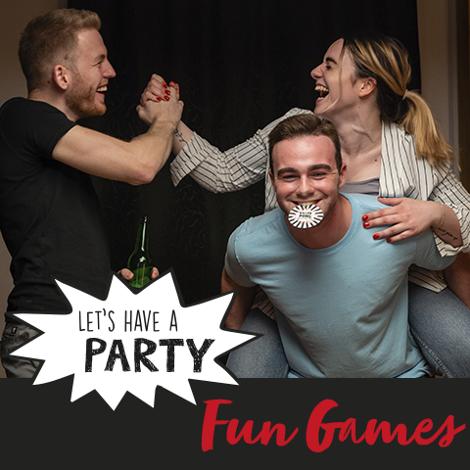 PARTY FUN GAMES